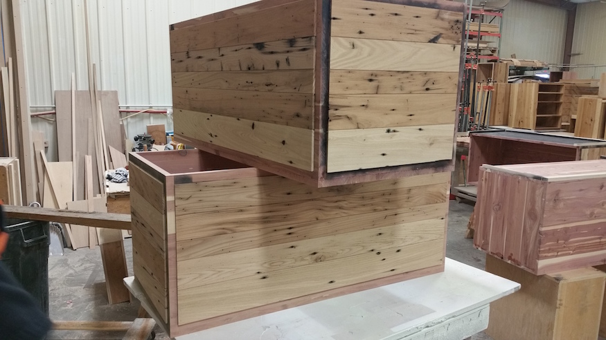 Wood Of The Week Wormy Chestnut D P Juza Woods Amp Fixtures