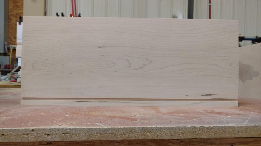 horizontal dados woodworking