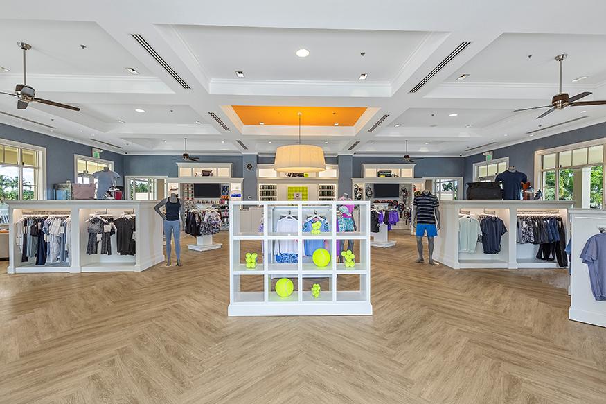 Woodfield Pro Shop